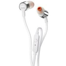 Fone de Ouvido In-Ear T290 Jbl - Prata (SV)