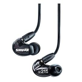 Fone de Ouvido Intra-auricular Se215-k (Preto) Shure