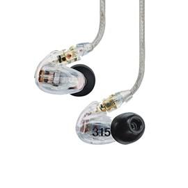 Fone de Ouvido Intra-auricular Se315-cl Shure