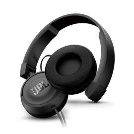 Fone de Ouvido JBL on-ear T450 Preto Jbl - Preto (Black) (BL)
