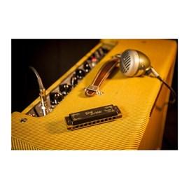 Gaita Blues Deville a (Lá) Fender