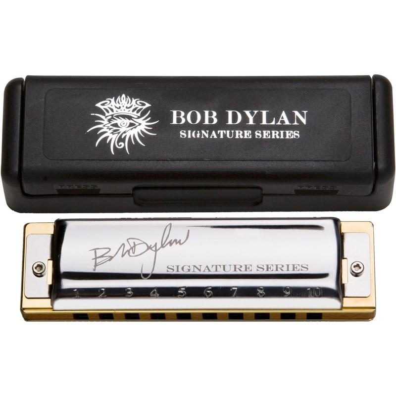 Gaita Diatônica Bob Dylan Signature (Do)
