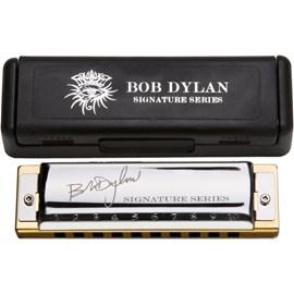Gaita Diatônica Bob Dylan Signature (Do) Hohner
