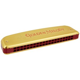 Gaita Diatônica Golden Melody C(do) 2416/40 Hohner