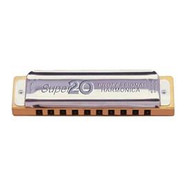 Gaita Diatônica Super 20 8020c (Dó) Hering