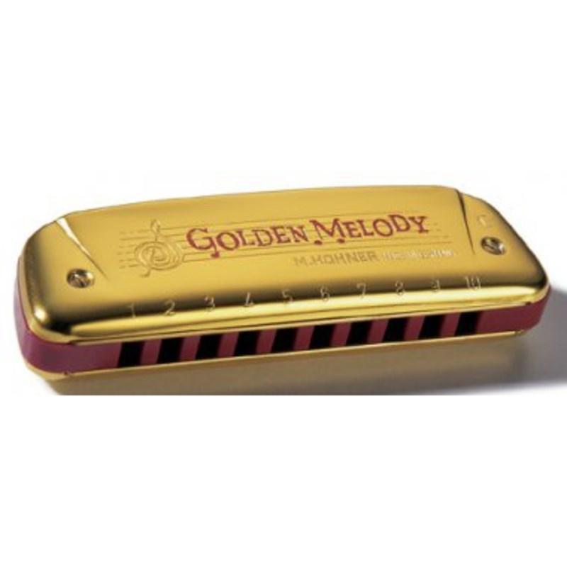 Gaita Golden Melody (Mí) 542/20e Hohner