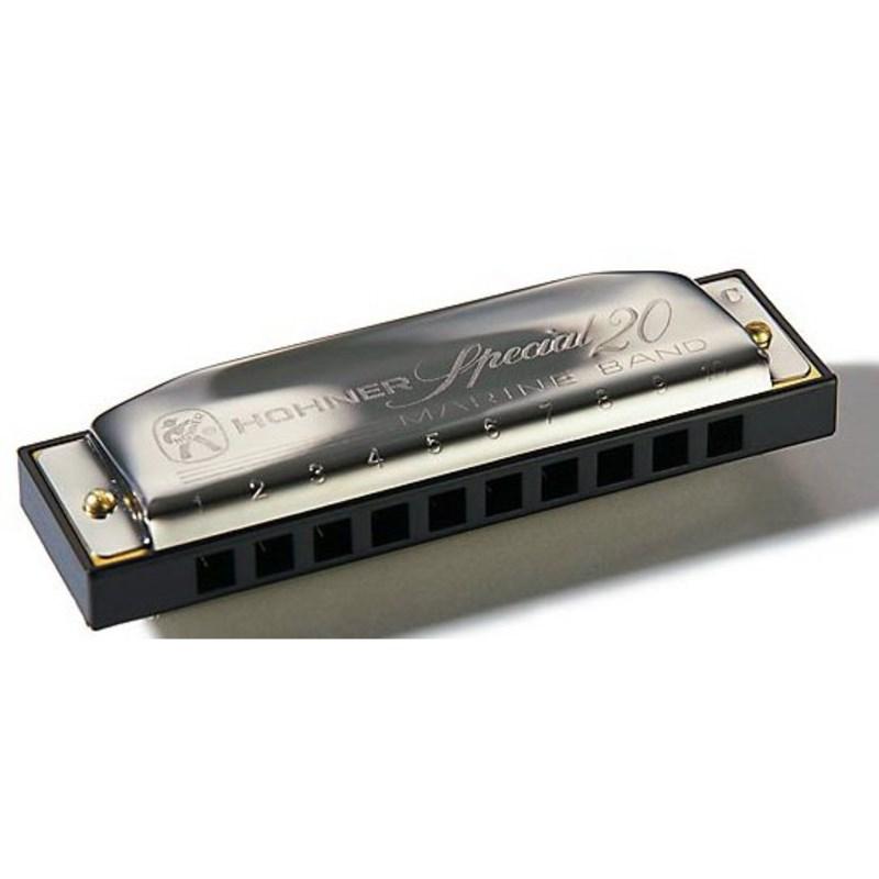 Gaita Hohner Special 20 560/20 F (Fa) Hohner