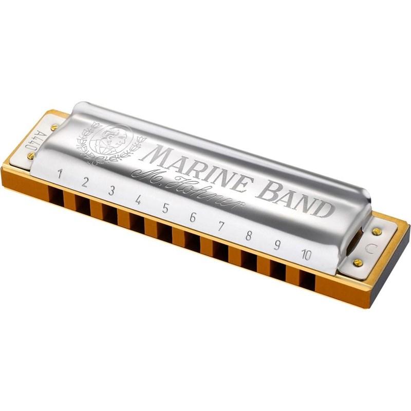 Gaita Marine Band 1896/20 E (Mi) Hohner