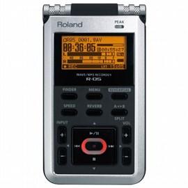 Gravador Digital R-05 Roland