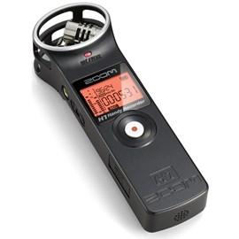 Gravador H 1 Handy Recorder Zoom