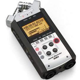 Gravador Portatil Zoom H4n Handy Recorder Zoom