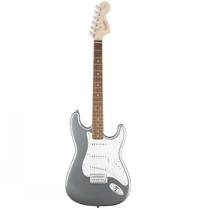 GUITARRA  AFFINITY STRATOCASTER LR SLICK SILVER RW Squier By Fender - Slick Silver (581)