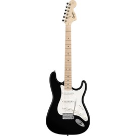 Guitarra Affinity Stratocaster Squier By Fender - Preto (Black) (506)