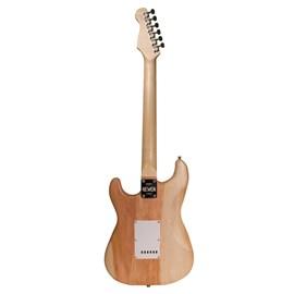 Guitarra Argentina Handmade ST Natural Wood Newen - Natural (NA)