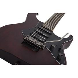 Guitarra Banshee 6 FR SGR By Schecter - Marrom (Walnut Satin) (WS)
