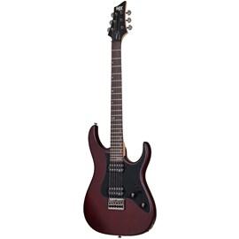 Guitarra Banshee 6 SGR By Schecter - Marrom (Walnut Satin) (WS)