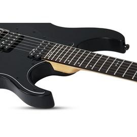 Guitarra Banshee 6 SGR By Schecter - Preto (Gloss Black) (BLK)