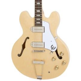 Guitarra Casino Semi Acustica com Captador P-90 Epiphone - Natural (NA)