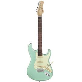 Guitarra Classic Pastel Green T-635 Escala Escura Mint Green Tagima - Verde (Pastel Green) (PG)