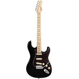 Guitarra Classic Preta T-635 Escala Clara Tortoise Tagima - Preto (BK)