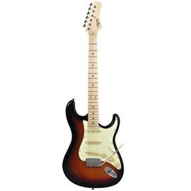 Guitarra Classic Sunburst T-635 Escala Clara Tagima - Sunburst (SB)