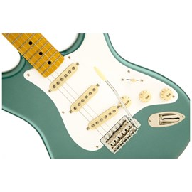 Guitarra Classic Vibe Stratocaster 50's Squier By Fender - Verde (Sherwood Green Metallic) (546)