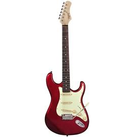 Guitarra ClassicT-635 Escala Escura  Vermelho Metalico Mint Green Tagima - Vermelho (Vermelho Metáli