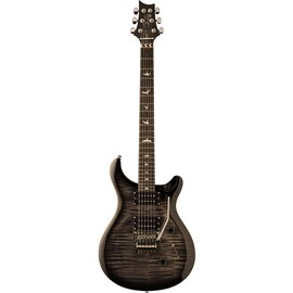 Guitarra CU44FLE SE Floyd Rose Custom 24 PRS - Charcoal Burst (CB)