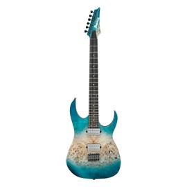 Guitarra de 6 Cordas RG Series Premium RG 1121 PB Ibanez - Caribbean Islet Flat (CIF)