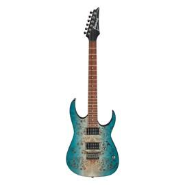 Guitarra de 6 Cordas RG Series Standard 421PB Ibanez - Caribbean Shoreline Flat (CHF)