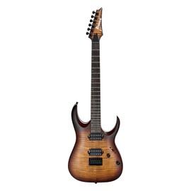 Guitarra de 6 Cordas RGA Series Standard 42FM Ibanez - Dragon Eye Burst Flat (DEF)
