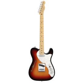 Guitarra Fender  American Deluxe Ash Telecaster® Fender - Sunburst (3-color Sunburst) (00)