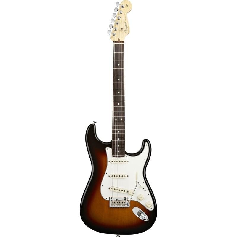 Guitarra Fender American Standard Stratocaster Fender - Sunburst (3-color Sunburst) (00)