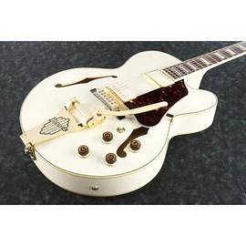 Guitarra Ibanez Semiacústica AF75tdg (Iv) Ibanez - Branco (Ivory) (IV)