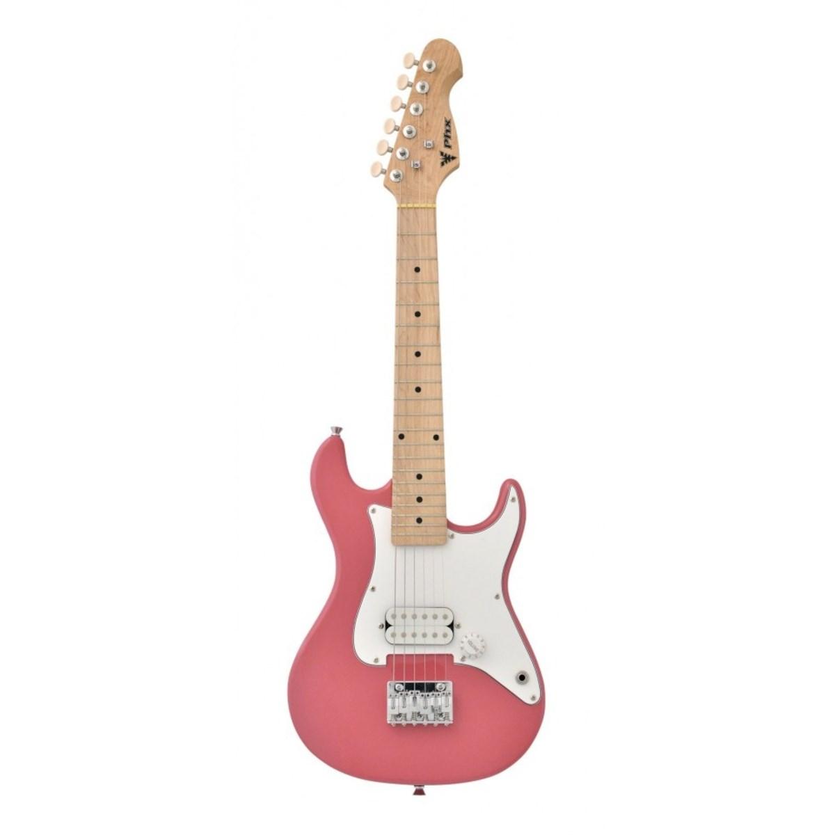 Guitarra Infantil Strato IST H Pink PHX