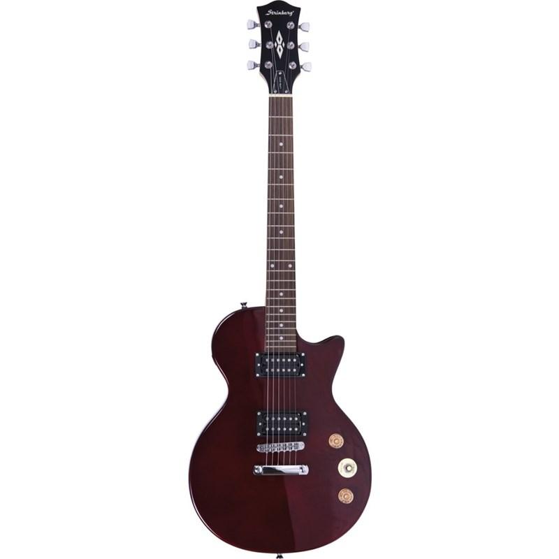 Guitarra Les Paul LPS-200 Translucent Wine Red Strinberg
