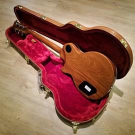 Guitarra Les Paul Modern - Graphite Top com Case Gibson - Graphitte (239)
