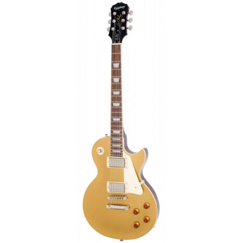Guitarra Les Paul Standard Epiphone - Metalic Gold (MG)