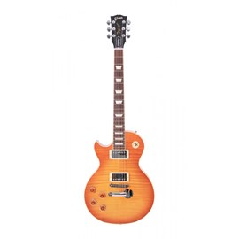 Guitarra Les Paul Standard Premium Plus Lefty Canhoto Gibson - Sunburst (Light Burst) (LGB)