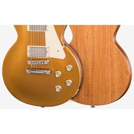 Guitarra Les Paul Tribute 2018 - Satin Gold Gibson