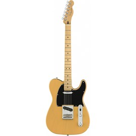 Guitarra Player Telecaster Butterscotch Blonde Fender - Amarelo (Butterscotch Blonde) (550)