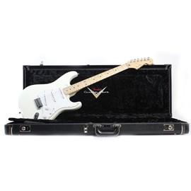 Guitarra Pro Nos Custom Built Stratocaster 9231006561 Fender - Branco (Artic White) (561)