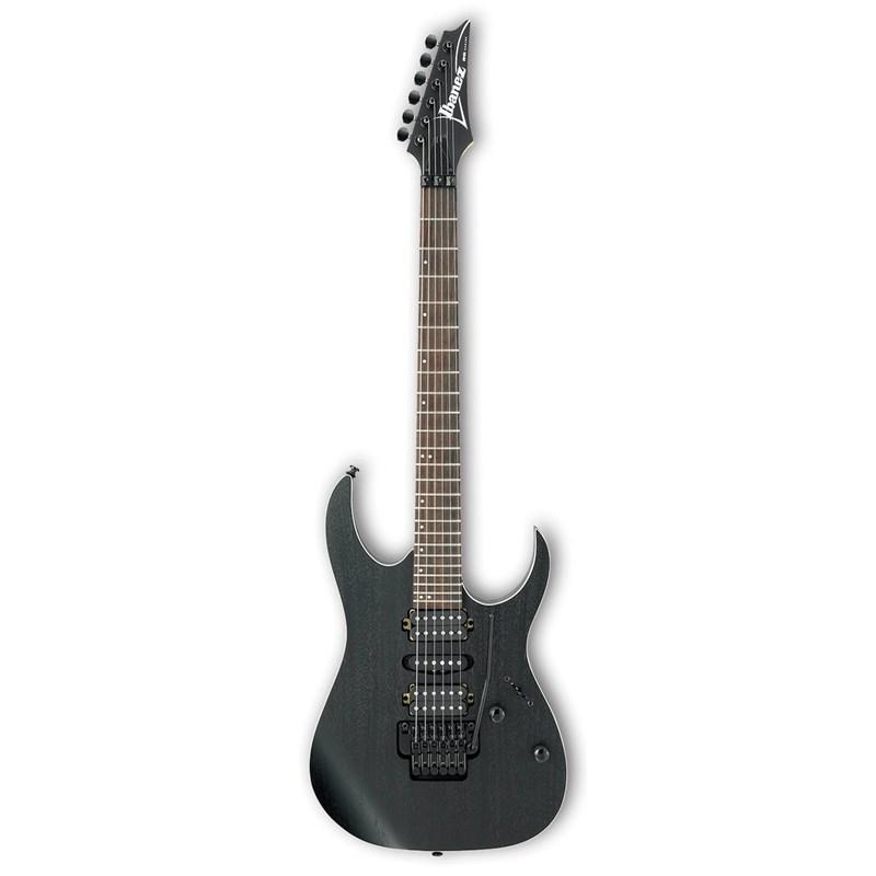 Guitarra RG 370 ZB Ibanez - Preto (Weathered Black) (WK)
