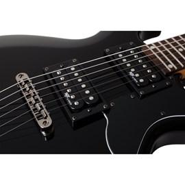 Guitarra S 1 SGR By Schecter - Preto (Gloss Black) (BLK)