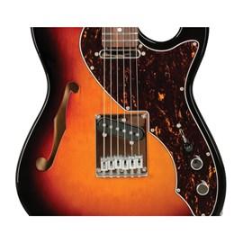 Guitarra Semi Aacústica T-484 Escudo TT SB Tagima - Sunburst (3-color Sunburst) (500)