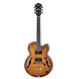 Guitarra Semi Acústica  Af 55 Tf Ibanez - Sunburst (Tobacco Flat) (TF)