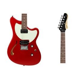 Guitarra Semi Acústica Jet Blues Tagima - Vermelho (Vermelho Metálico) (MR)