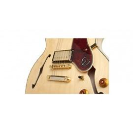 Guitarra Semi Acustica Sheraton Ii John Lee Hooker com Captador Pro-Bucker Epiphone - Natural (NA)
