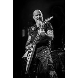 Guitarra Signature Scott Ian KING V KVXT 2916402555 Jackson