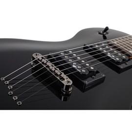 Guitarra Solo II com Capa de Brinde SGR By Schecter - Preto (Gloss Black) (BLK)